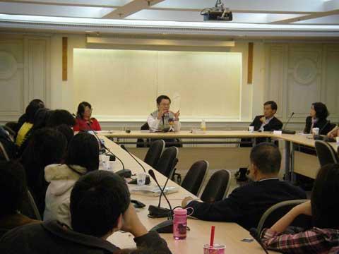 【主題】製衣業行銷管理系列課程【時間】2007-12-04  | 演講行程