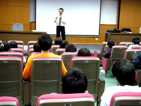 【主題】你的行銷行不行【時間】2008-04-30  | 演講行程