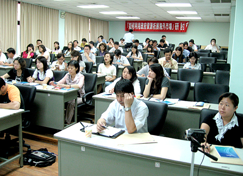【主題】你的行銷行不行之行銷趨勢篇【時間】2008-08-28  | 演講行程