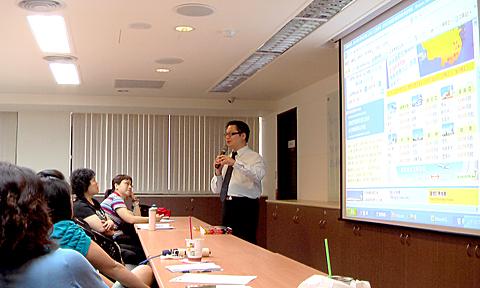 【主題】網路行銷與創業的成功案例【時間】2008-09-04  | 演講行程