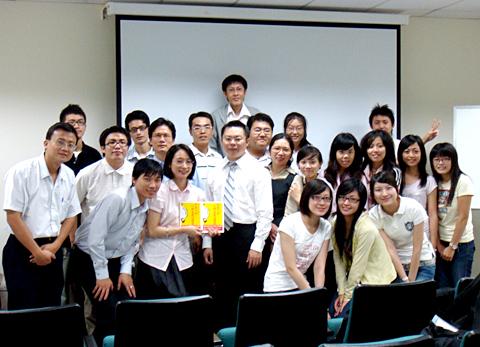 【主題】網路行銷與創業的成功案例【時間】2008-11-05  | 演講行程