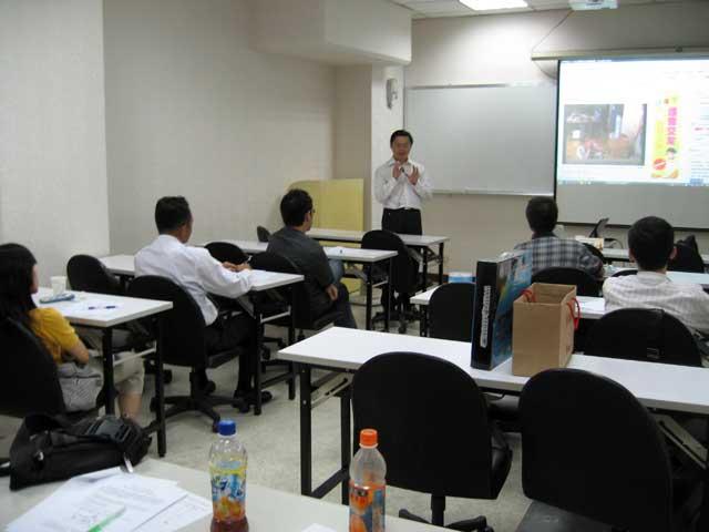 【主題】網路品牌行銷經營班—「網路行銷創意達人養成術」【時間】2009-07-22 19:00-21:30 | 演講行程